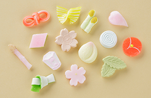 Dry sweets